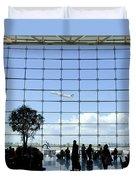 Seatac Airport K088 Duvet Cover