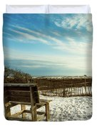 Seating Available Duvet Cover