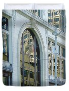 Seattle Architecture Duvet Cover