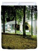 Seattle Center Duvet Cover