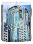 Seattle High Rise Duvet Cover