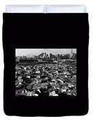 Seattle: Hooverville, 1933 Duvet Cover
