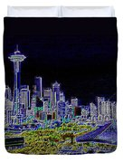 Seattle Quintessence Duvet Cover