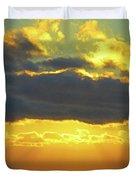 Seaview Sunset 3 Duvet Cover