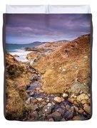 Seaward Duvet Cover