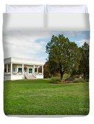Sebastopol House Historic Site Duvet Cover