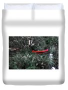 Secluded Spot Duvet Cover