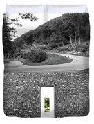 Secret Door 05 Duvet Cover