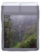 Secret Waterfall Duvet Cover