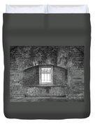 Secret Window Duvet Cover