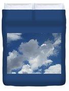 Sedona Heart Cloud Duvet Cover