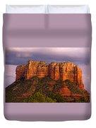 Sedona Red Rocks Duvet Cover
