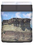 Sedona Rock Formation Duvet Cover