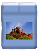 Sedona Rocks Duvet Cover