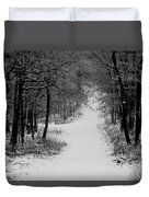 See Where It Leads. Duvet Cover