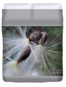 Seeds Ready For Take Off Duvet Cover