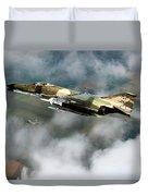 Seek Attack Destroy 262 Duvet Cover