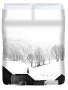 Seen Many Storms Duvet Cover