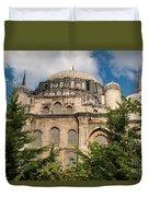Sehzade Mosque Duvet Cover