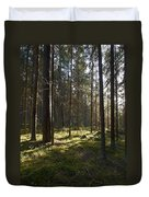 Seitseminen National Park Duvet Cover