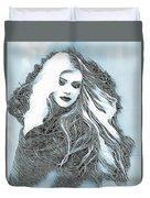 Selenium Blonde Duvet Cover