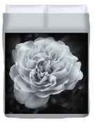 Selenium White Rose Duvet Cover