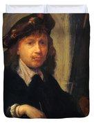 Self Portrait 1635 Duvet Cover