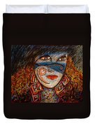 Self-portrait-2 Duvet Cover