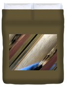 Self-portrait Abstract Duvet Cover