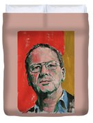 Self Portrait Duvet Cover