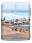 Selinunte - Sicily Duvet Cover