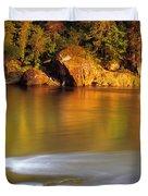 Selway River Duvet Cover