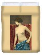 Semin Nude Girl Duvet Cover