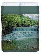 Seneca Mills Waterfall Duvet Cover