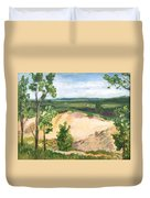Send Dunes With A Farm House Duvet Cover