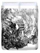 Senescence 7 Duvet Cover