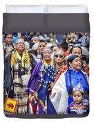 Senior Traditional Women Duvet Cover