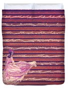 Senorita Dance Duvet Cover