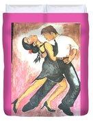 Sensual Tango Duvet Cover