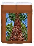Sequoia National Park Duvet Cover
