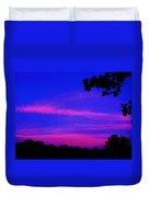 Serene Dawn Duvet Cover