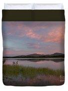 Serene Lake Duvet Cover