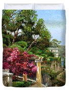 Serene Sorrento Duvet Cover