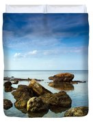 Serene Duvet Cover by Stelios Kleanthous
