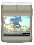 Serene Sunset Duvet Cover