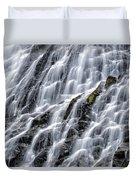 Serene Waterfall Duvet Cover