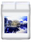 Serenity Bridge Duvet Cover