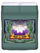 Serenity Gateway Duvet Cover