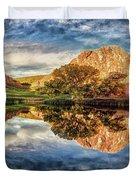 Serenity - Reflection Duvet Cover