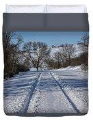 Serenity Road Duvet Cover
